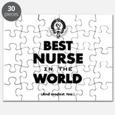 The Best in the World – Nurse Puzzle