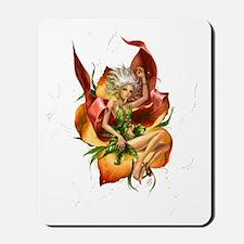 150 res FLOWER Mousepad