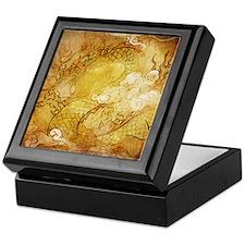 wuhing_dragon_mousepad Keepsake Box