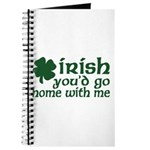 Irish Go Home With Me Journal