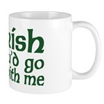 Irish Go Home With Me Mug