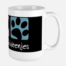 peacedogs3 Large Mug
