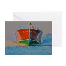 D1259-048hdr Greeting Card