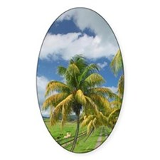 Rose: Palm Tree Entrance Drivealoup Decal