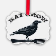 eat crow Ornament