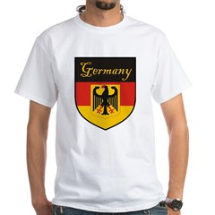 Germany Flag Crest Shield Shirt