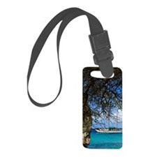 Curacao. Snorkeling in Caracas B Luggage Tag