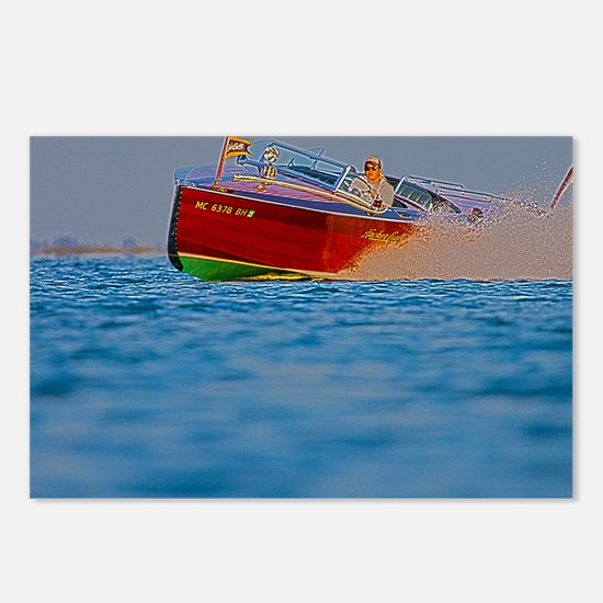 D1304-035hdr Postcards (Package of 8)