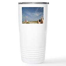 ABC Islands, BONAIRE, Oranje Pa Travel Mug