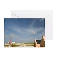 ABC Islands, BONAIRE, Oranje Pan: Th Greeting Card