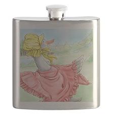 MotherGoose_KindleSleeve Flask