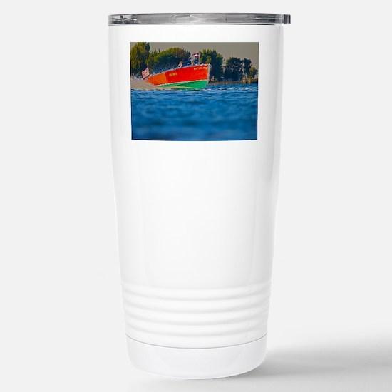 D1306-034hdr Stainless Steel Travel Mug