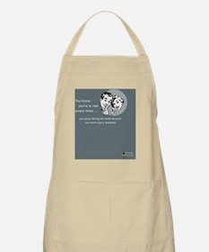 Party Like an Agent iPad Apron