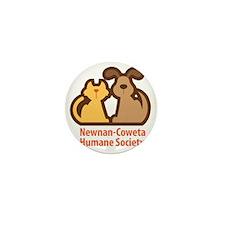 NCHS logo with name Mini Button