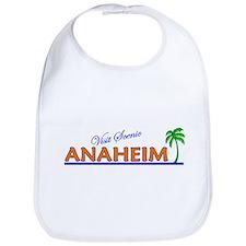 Unique Anaheim duck Bib