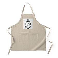 Rhode Island Anchor Apron