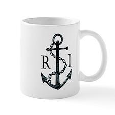 Rhode Island Anchor Coffee Mug