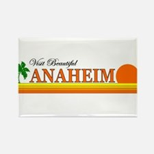 Angels of anaheim Rectangle Magnet
