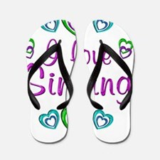 singing Flip Flops