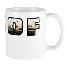 woof and stuff_dark Mug