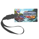 Classic car Luggage Tags