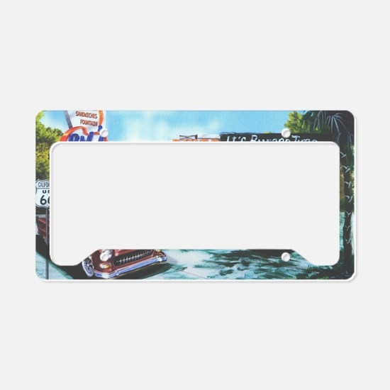 ItsBurgerTime_CP_90% License Plate Holder