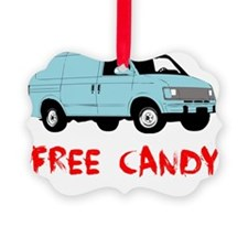 free-candy Ornament
