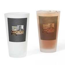 chicagosq2 Drinking Glass