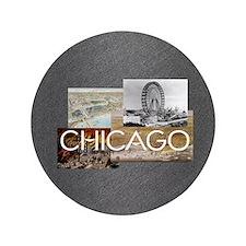 """chicagosq2 3.5"""" Button"""