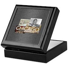 chicagosq2 Keepsake Box