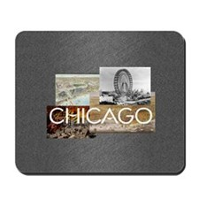 chicagosq2 Mousepad
