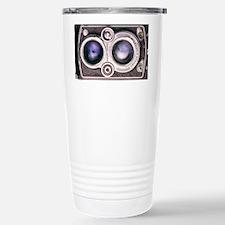 twinlens2 Stainless Steel Travel Mug