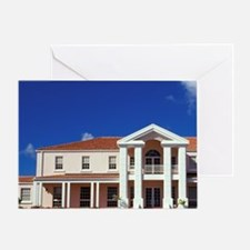 Grenada. St. Georges University Scho Greeting Card
