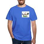 Blue Gold DW Pair Dark T-Shirt