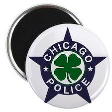 Chicago Police Irish Magnet