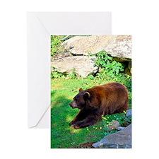 bearjour10 Greeting Card