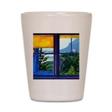 pdxwin07agorge Shot Glass