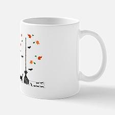 stationary ready color card Mug