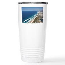 And Broadwater Marina - aeriala Travel Mug