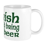 Irish Bring Me a Beer Mug