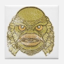 12_Creature Tile Coaster