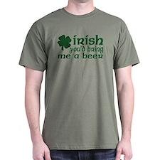 Irish Bring Me a Beer T-Shirt