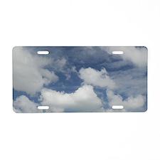 Willemstad: View of Otroban Aluminum License Plate