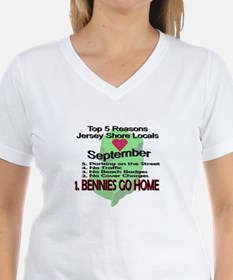 Bennies Go Home Shirt