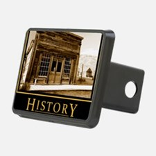 History demotivational pos Hitch Cover