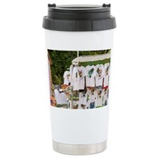 Caribbean, Dominican Republic. Travel Mug