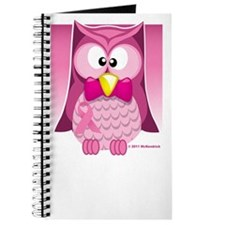 BC-Pink-Owl-blk Journal