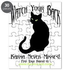 Watch your back.eps Puzzle