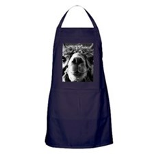 11x11 say cheese Apron (dark)