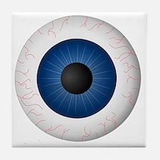 Blue Eye Tile Coaster